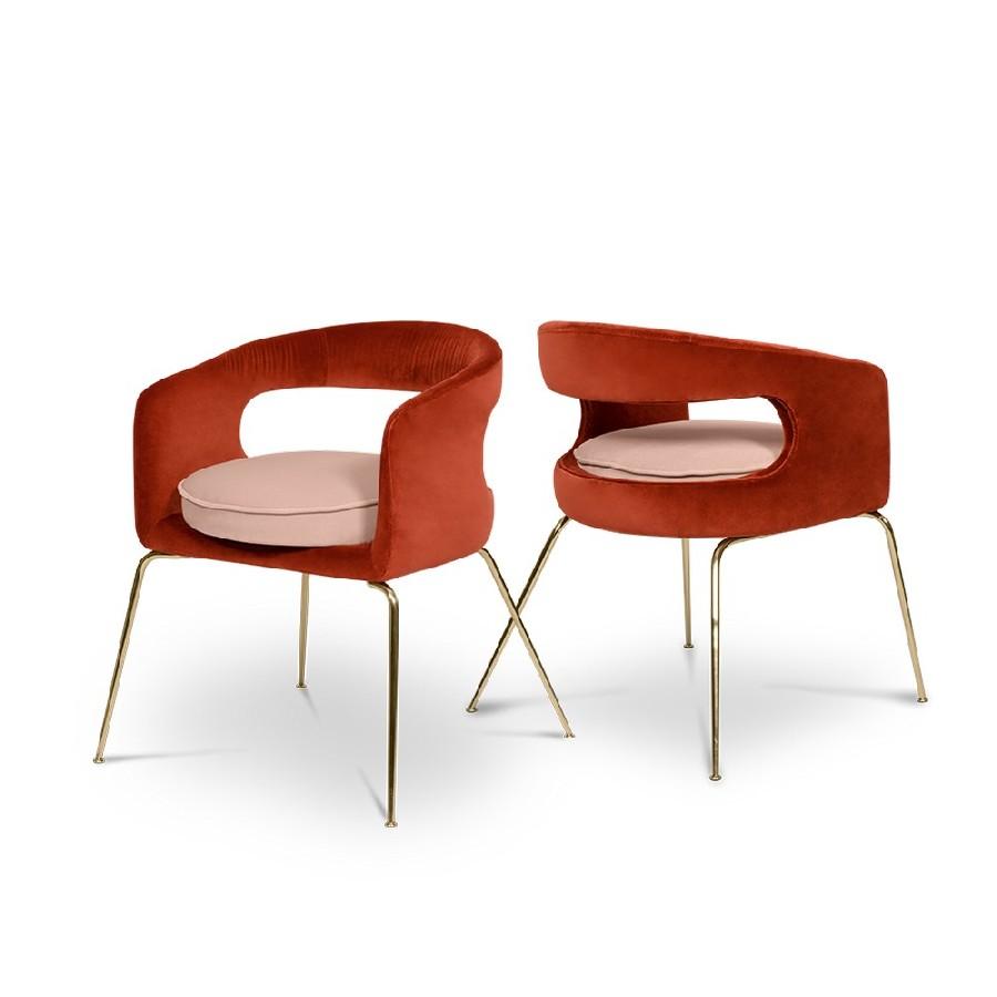 Retro Vibe Mid-century: The Dining Chairs  Retro Vibe Mid-century: The Dining Chairs 1 11