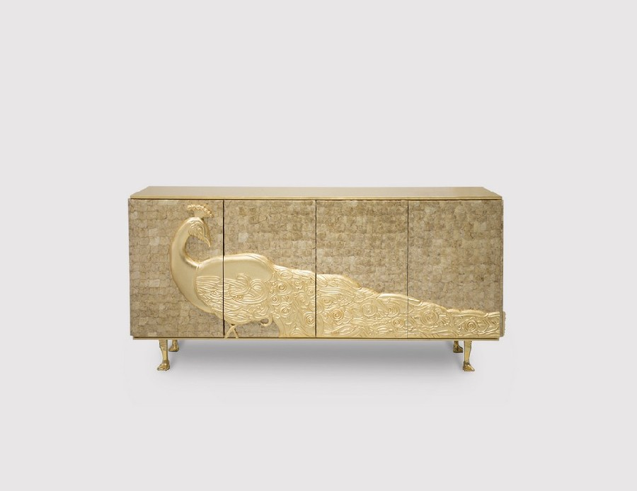 Mellow Color Metallics: The Sideboards mellow color metallics Mellow Color Metallics: The Sideboards 1 4