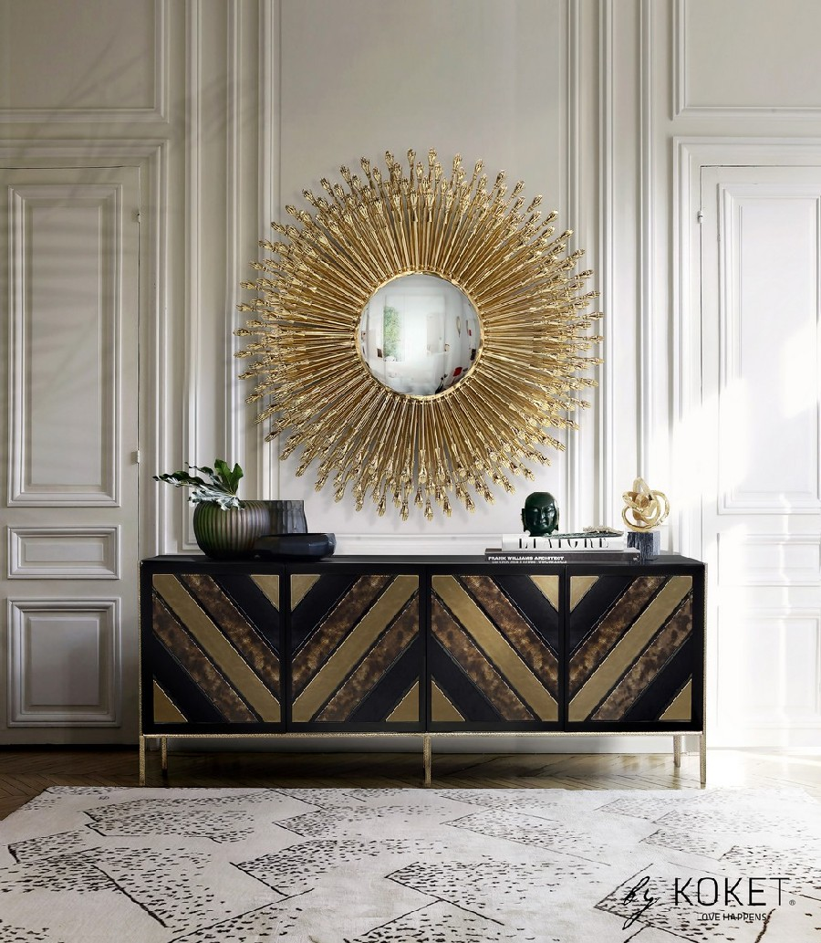 Abstract Art Geometric: The Sideboards  Abstract Art Geometric: The Sideboards 10 5