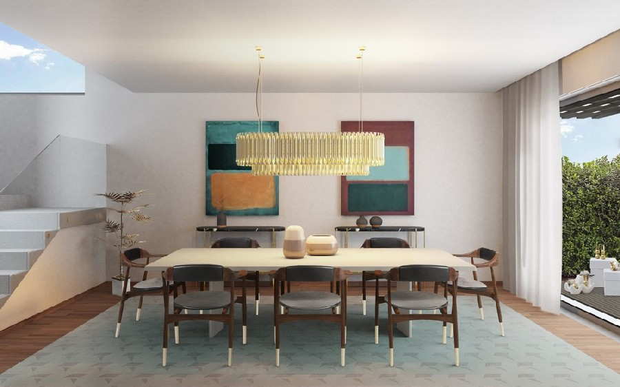 Retro Vibe Mid-century: The Dining Chairs 10 9
