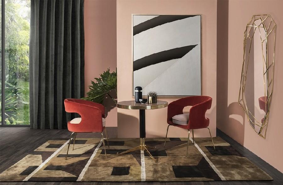 Retro Vibe Mid-century: The Dining Chairs  Retro Vibe Mid-century: The Dining Chairs 2 11