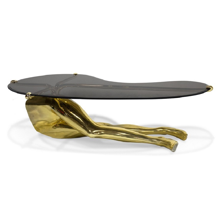 ART FURNITURE: GROUNDBREAKING CENTER TABLES YOU WILL LOVE