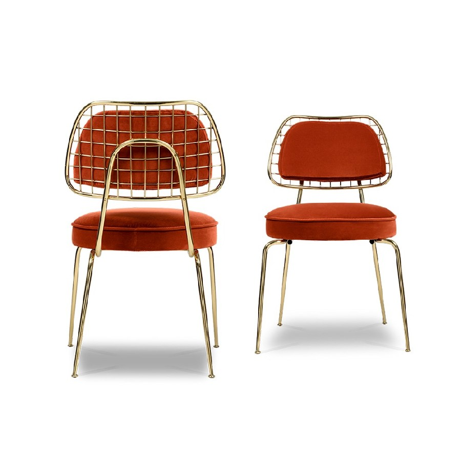Retro Vibe Mid-century: The Dining Chairs 5 12
