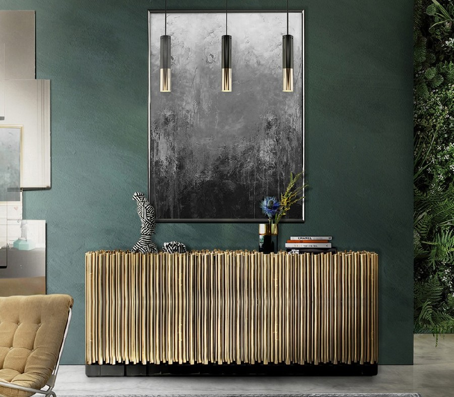 Mellow Color Metallics: The Sideboards mellow color metallics Mellow Color Metallics: The Sideboards 8 2